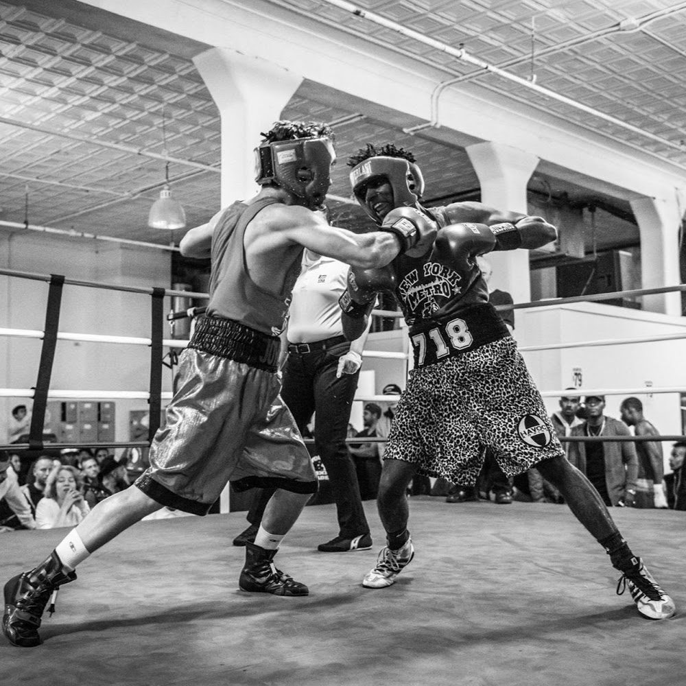 Photo from Church Street Boxing Gym Walker Street