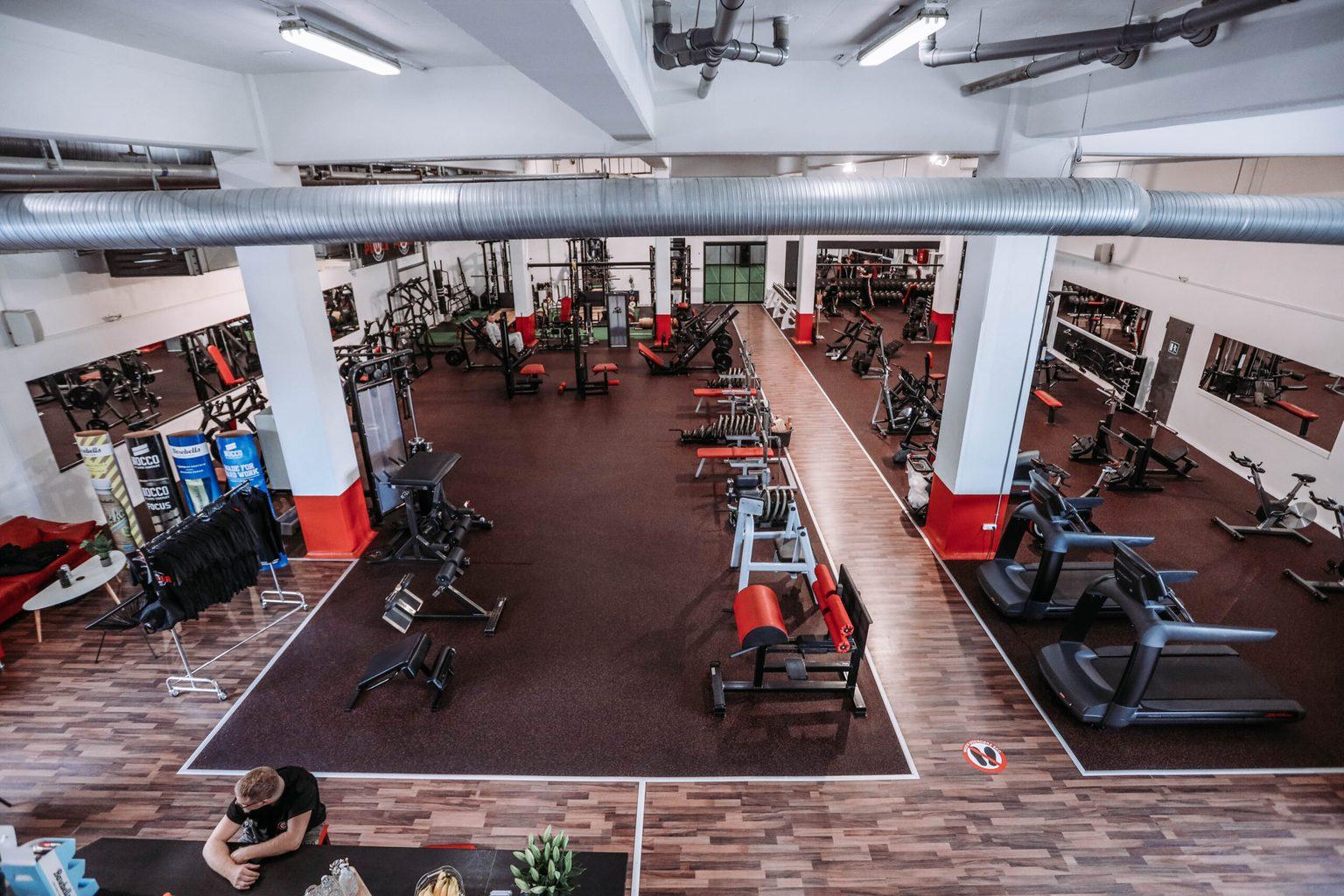Photo from Power Fitness Svendborg