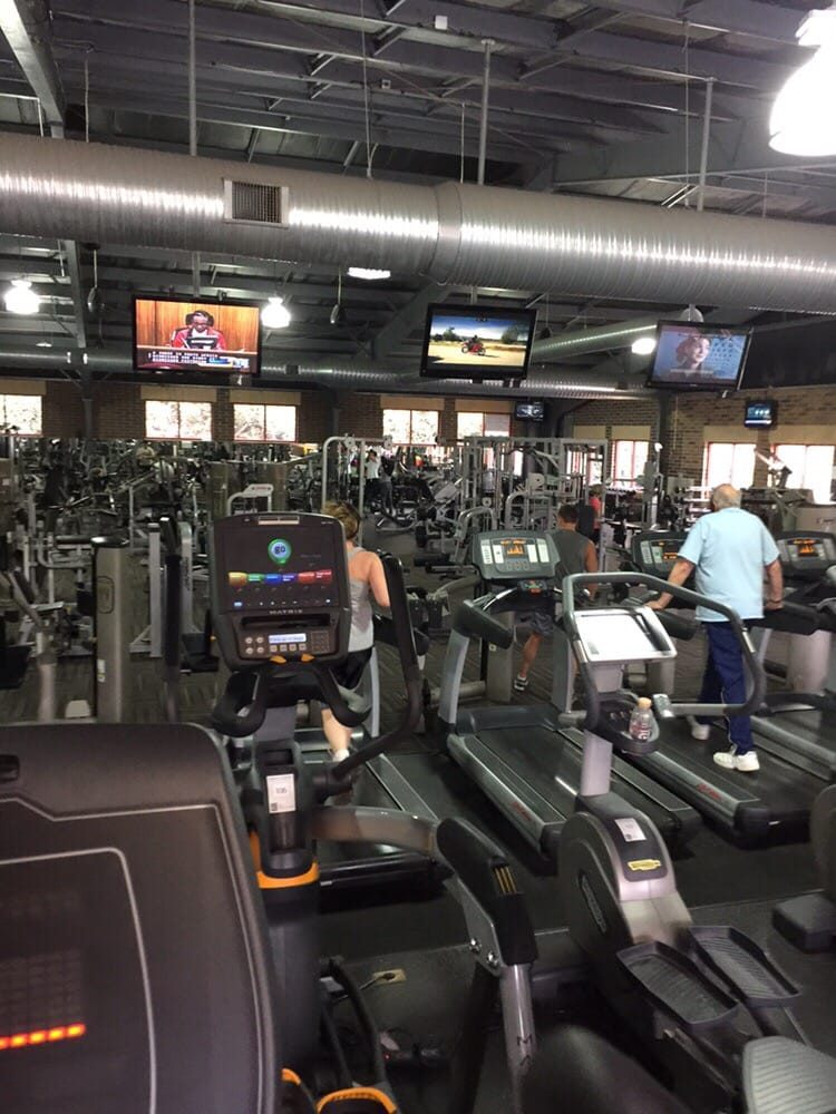 Photo from O2 Fitness - Chapel Hill/North Chatham