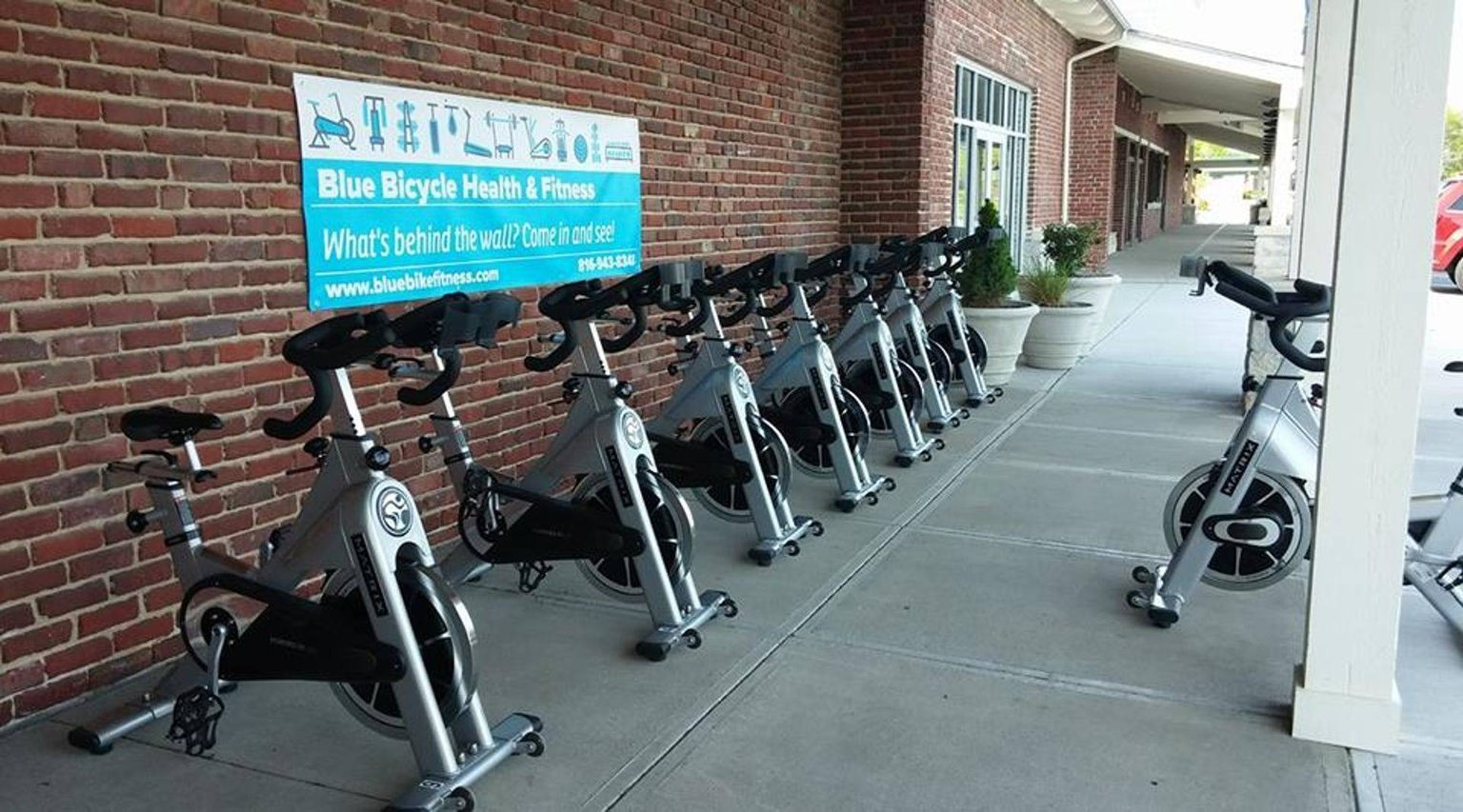 Photo from Blue Bicycle Health & Fitness