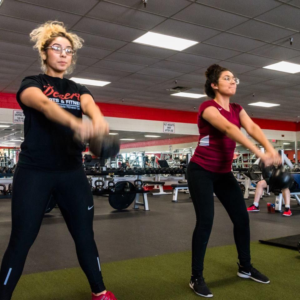 Photo from Desert Sports & Fitness Express - Cardinal