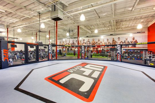 Photo from UFC GYM Huntington Beach