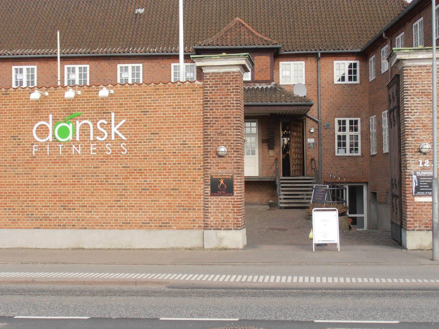 Photo from Dansk Fitness Randers