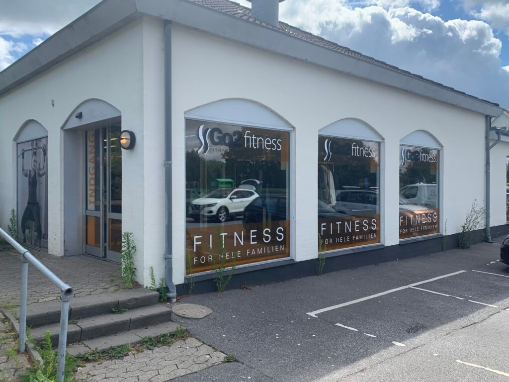 Photo from Go2Fitness Hvalsø
