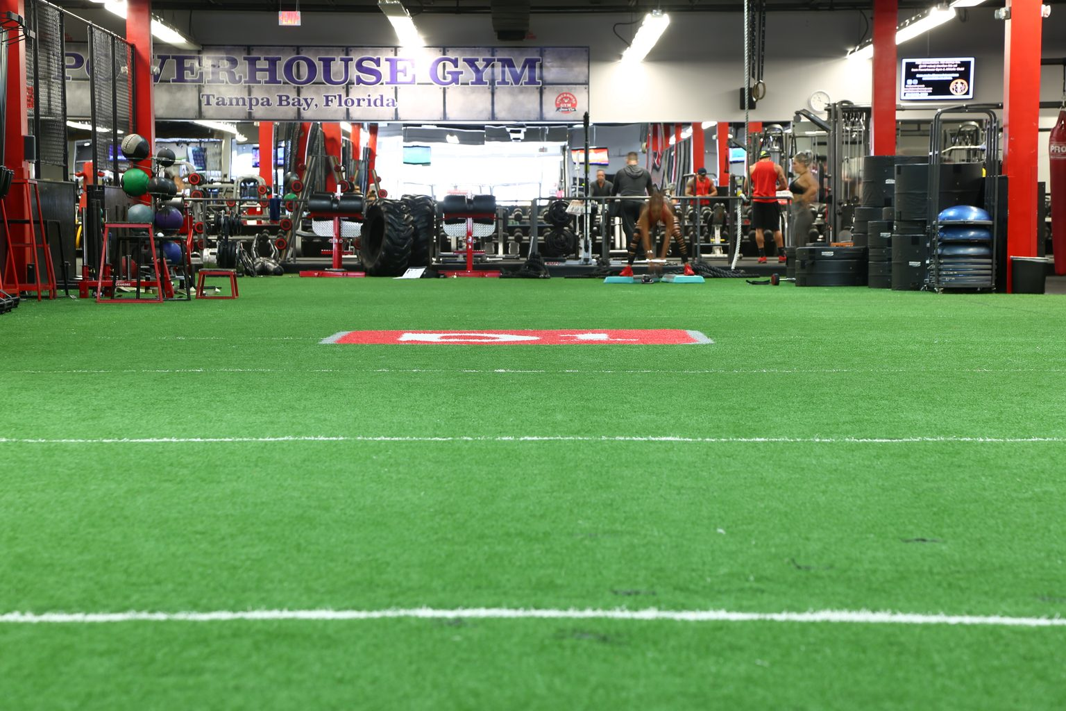 Photo from Powerhouse Gym Athletic Club