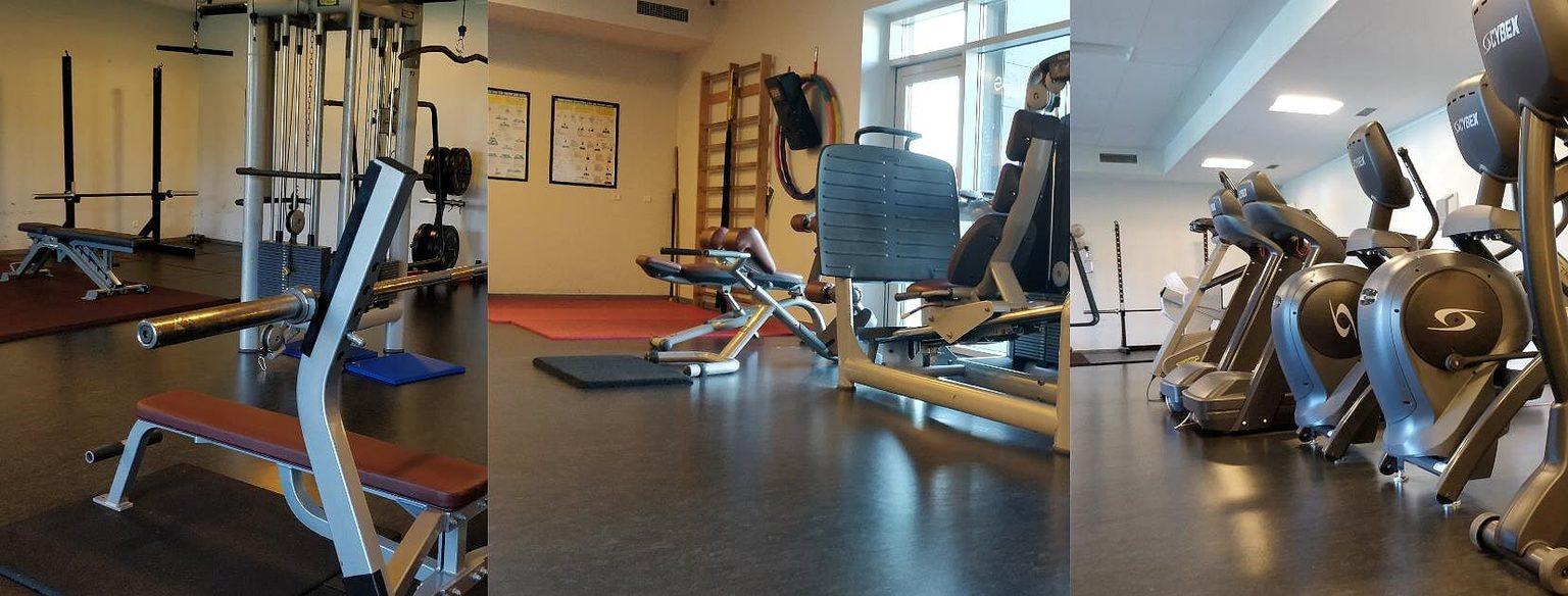 Photo from Skærbæk Fitness
