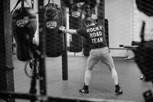 Photo from Rocky Road Gym Moscow