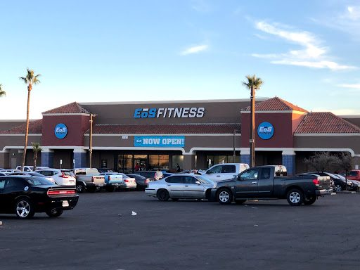 Photo from EoS Fitness Pecos/Russell