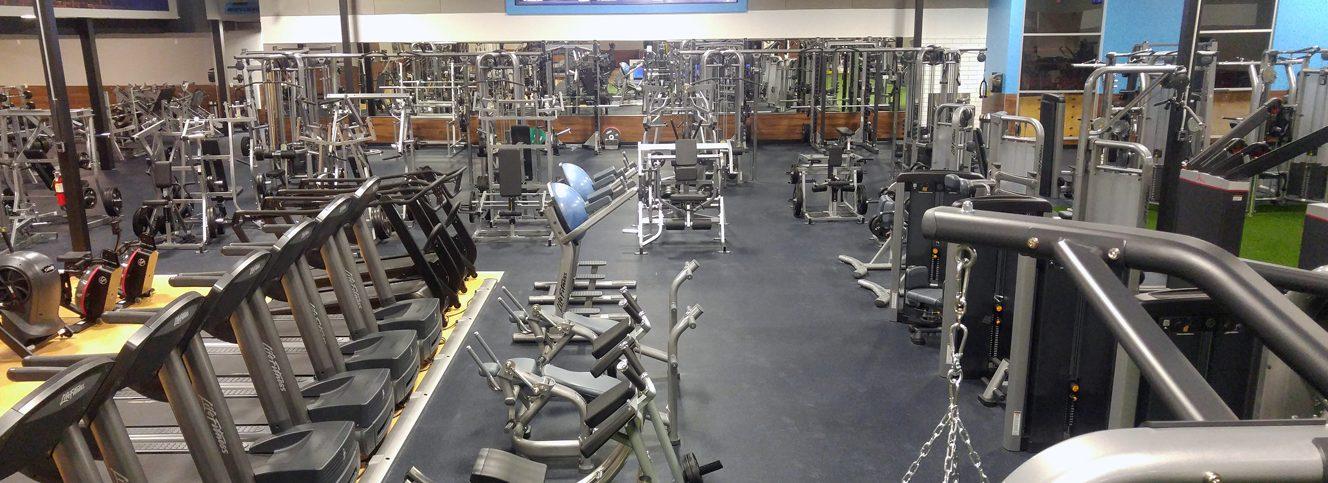 Photo from EoS Fitness Sahara/Cimarron