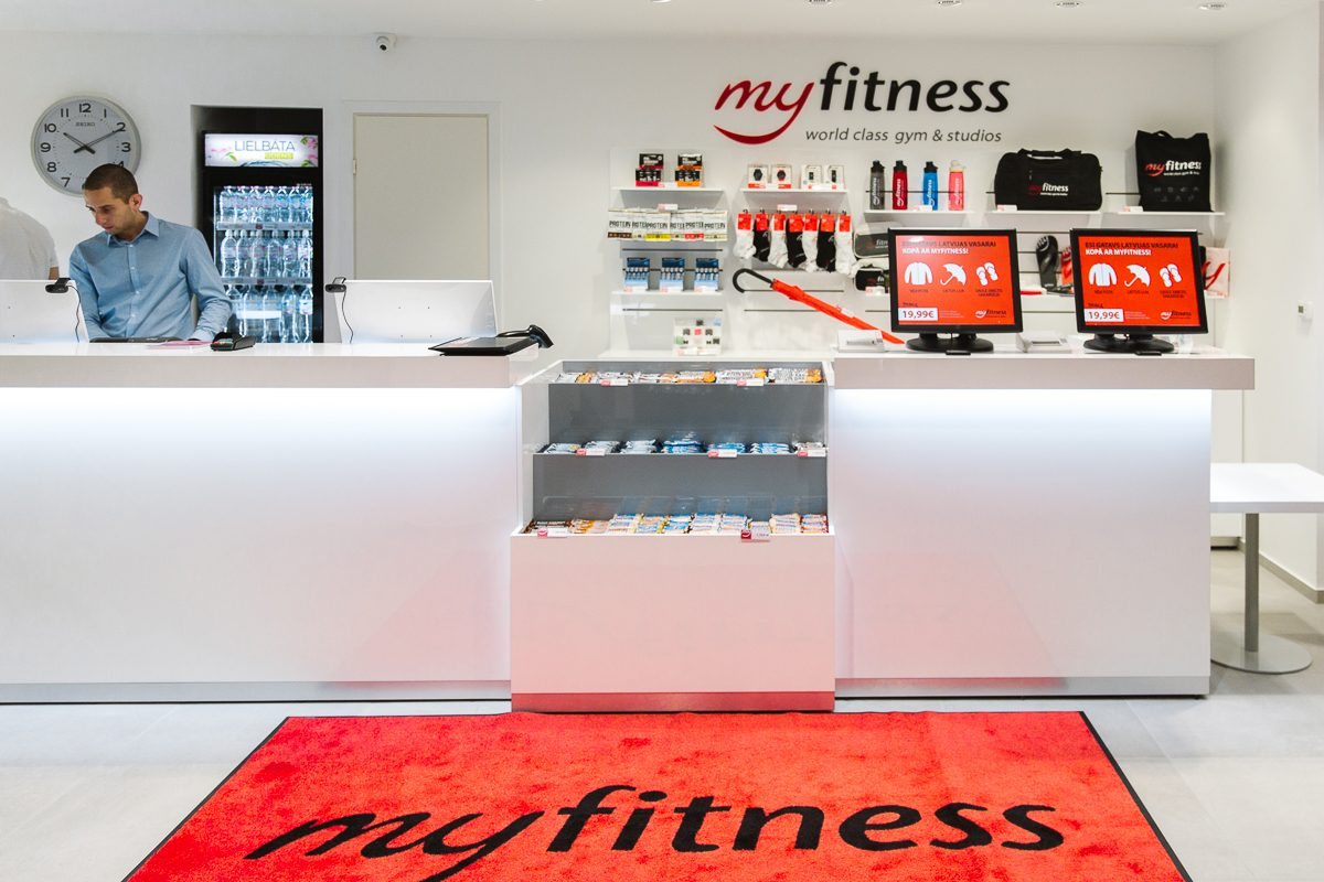 Photo from MyFitness Galleria Riga