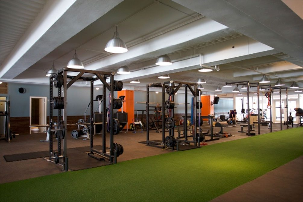 Photo from Vesterbronx Gym