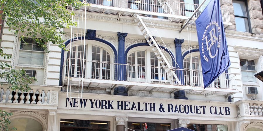 Photo from New York Health & Racquet Club East 13th Street