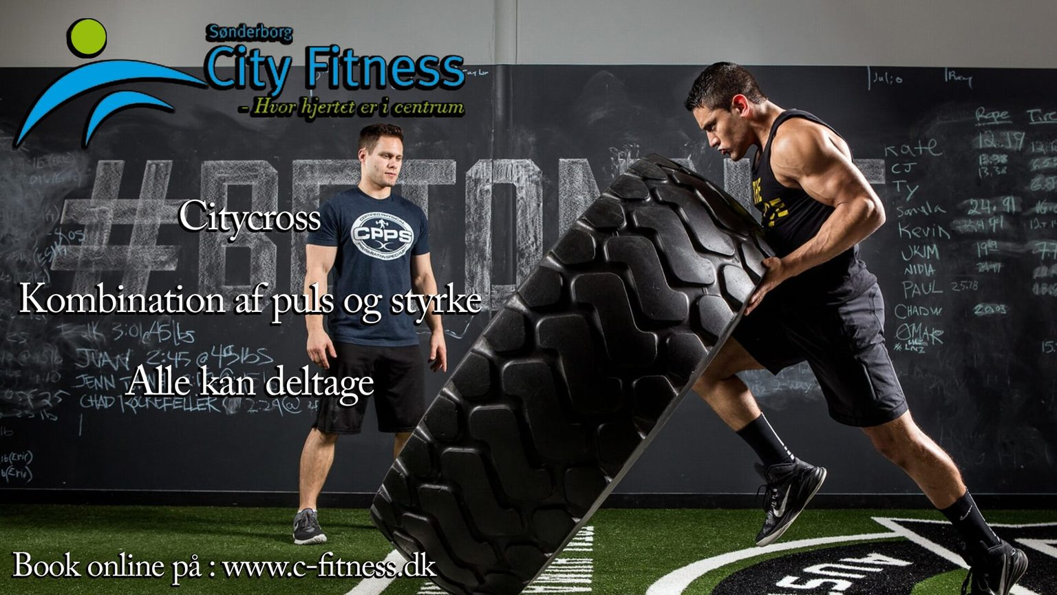 Photo from Sønderborg City Fitness