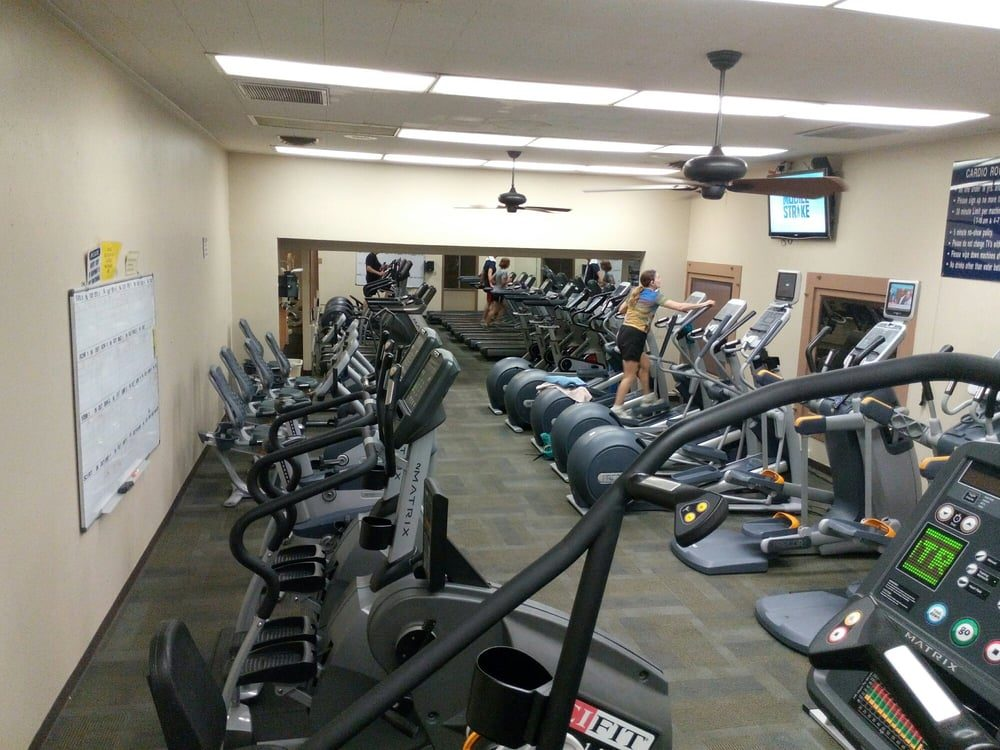 Photo from Tucson Racquet and Fitness Club