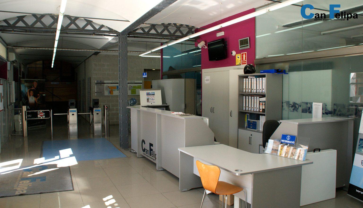 Photo from Centre Esportiu Municipal Can Felipa